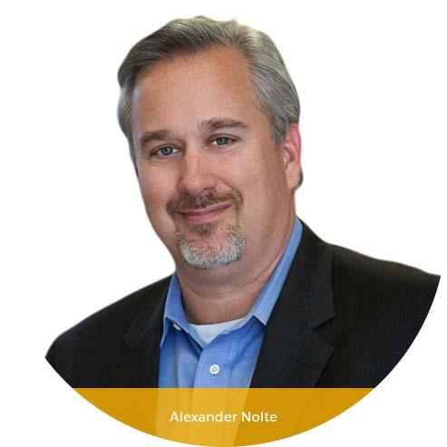 Alex Nolte, Managing Partner, Nolte Lackenbach Siegel